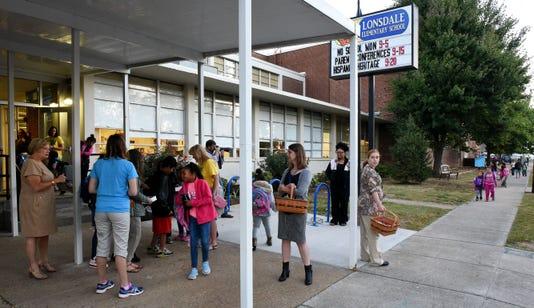 Lonsdale School Walkout