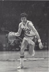 Bruce Parkinson set the standard for point guards at Purdue during the 1970s.