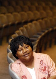 Jenelle Chargois of Lafayette is the outgoing president of the local NAACP chapter.