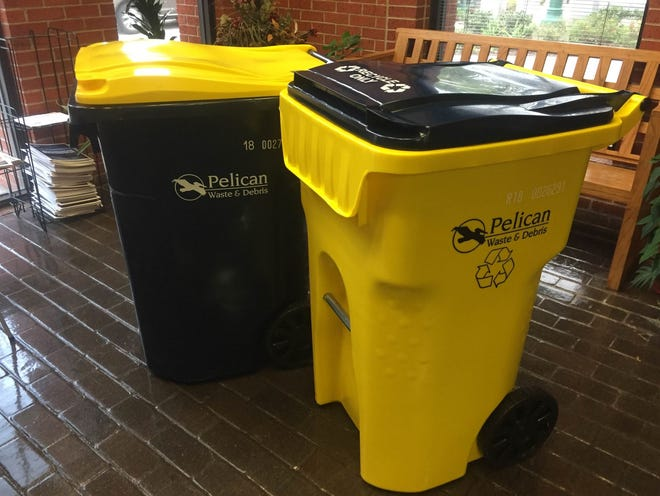 Carencro is planning to use Pelican Waste and Debris as its new garbage collection provider.