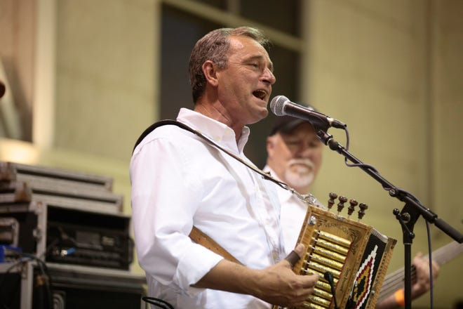 Donny Broussard & the Louisiana Stars will perform at Vermilionville's Bal du Dimanche at 1 p.m. Sunday.