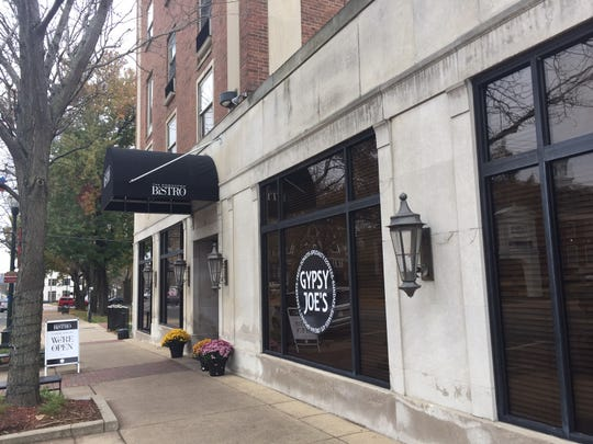 A second Gypsy Joe's Ice Cream & Donut Co. will open Wednesday in the Downtown Bistro building at 123 N. Broad St.