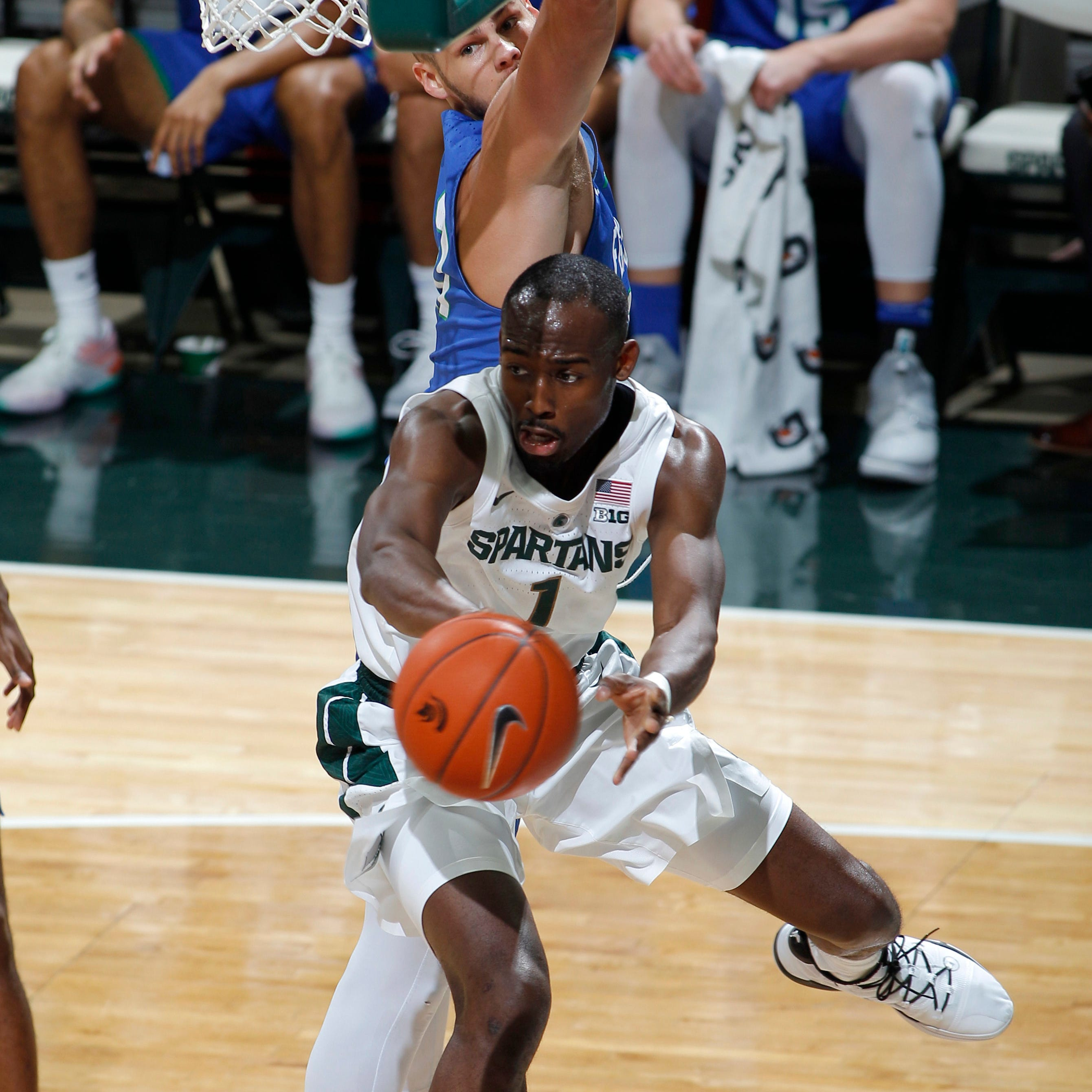 Couch: 3 quick takes on Michigan State's 106-82 win over Florida Gulf Coast