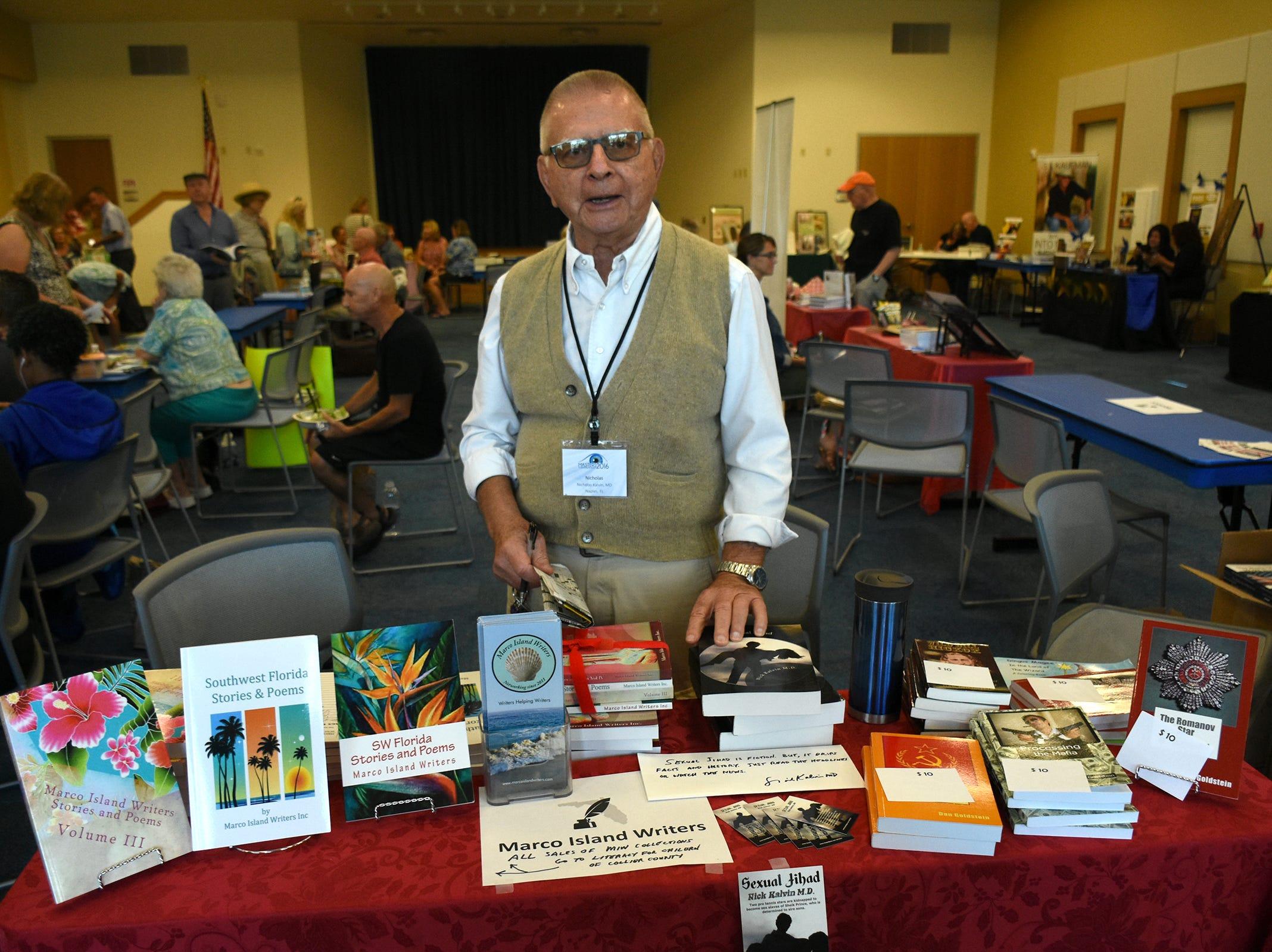 Photos: Local Author Book Fair