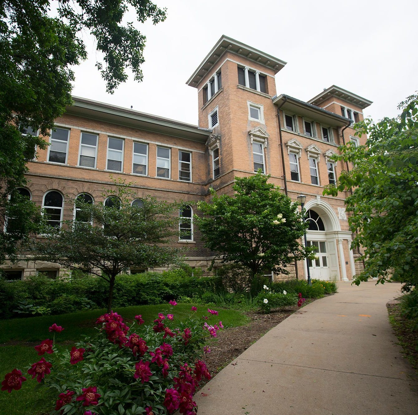 How did UW-Stevens Point save liberal arts majors? By cutting more than 130 staff, faculty positions