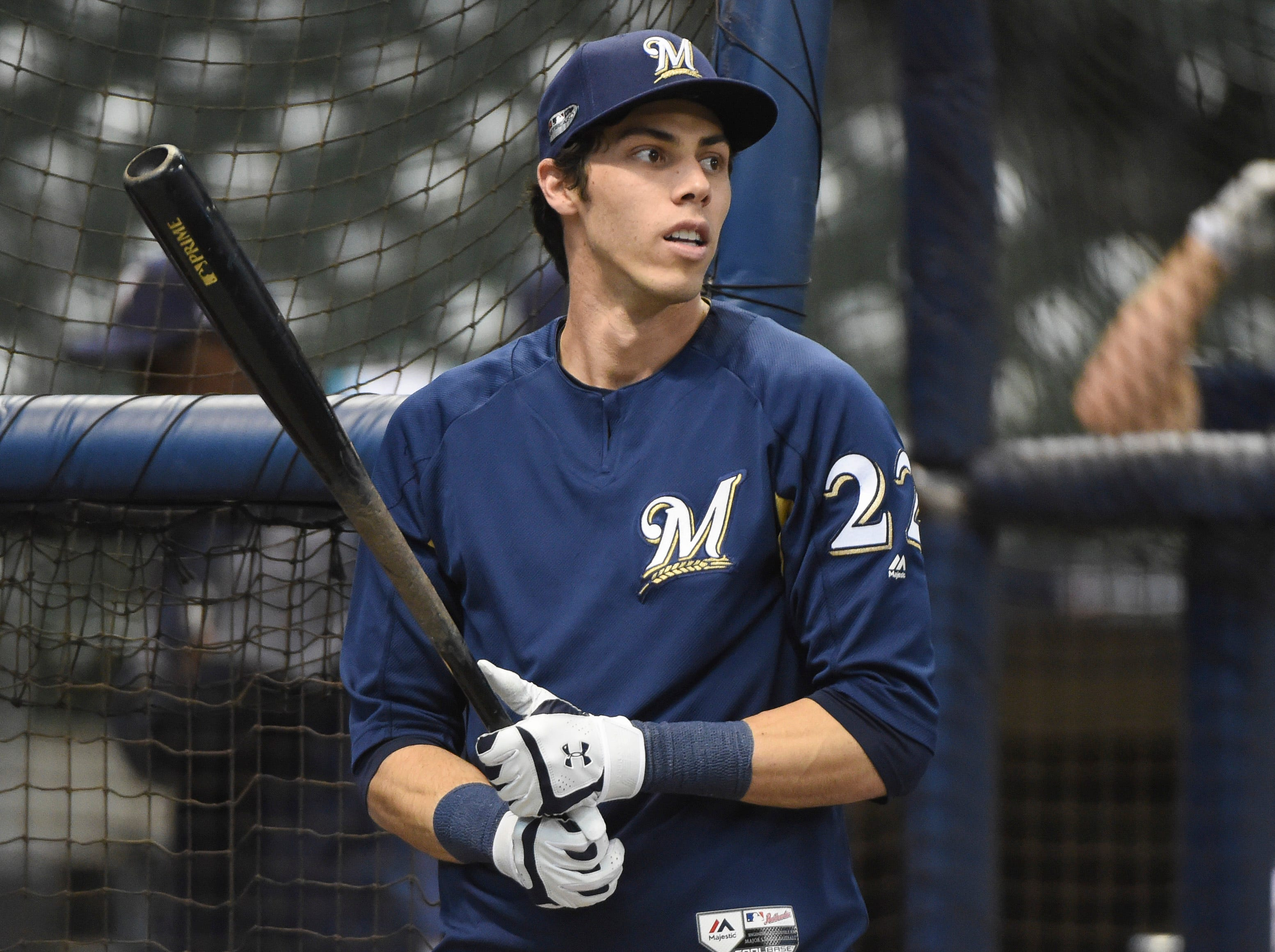 Home Www Dreshare Com: Christian Yelich And His Family