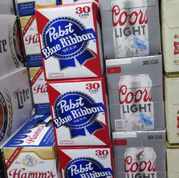 Natty Boh safe for now, MillerCoors, Pabst settle lawsuit