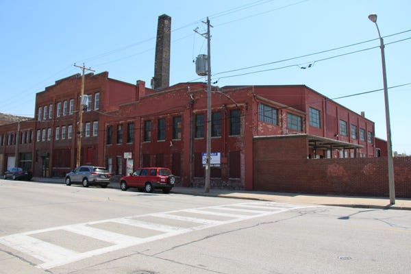 Part of a historic industrial building in Milwaukee's Menomonee Valley will become a new distribution center for BBC Lighting.