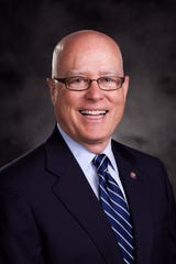 Bernie Patterson, chancellor of the University of Wisconsin-Stevens Point.
