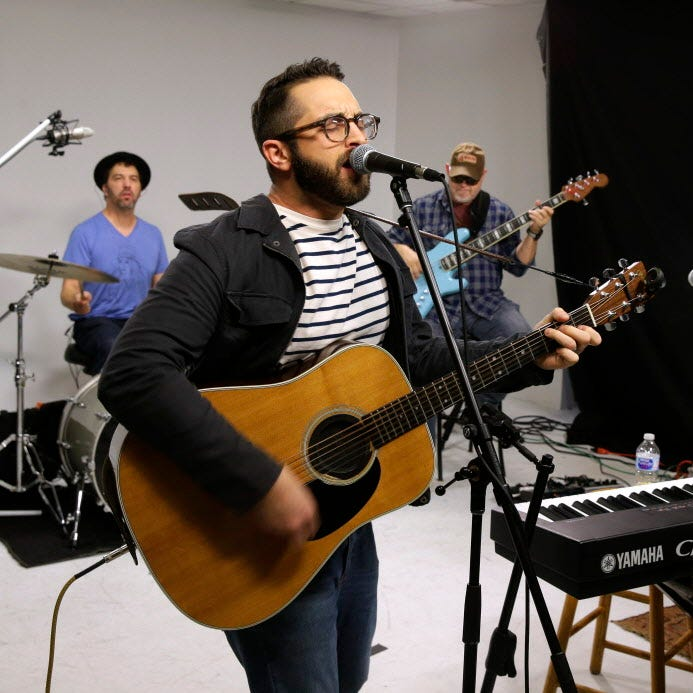 Milwaukee musician Joe Richter bounces back from 'rock bottom' with first band, album