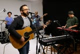 """The Joe Richter Band performs """"Happy Tears"""" in the Tap Milwaukee studios."""