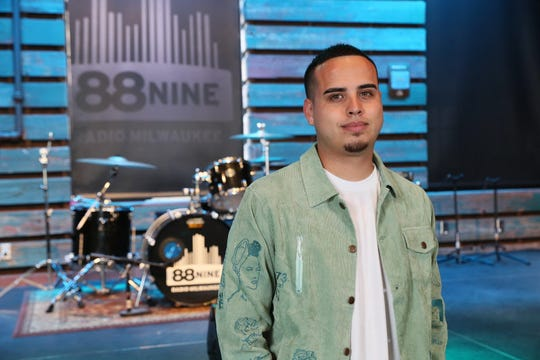 """Enrique """"Mag"""" Rodriguez, who co-managed breakout Milwaukee rapper IshDARR, is the program director for Backline, a novel collaboration between Radio Milwaukee and gener8tor that provides grant money, mentorship and networking opportunities for local musicians."""