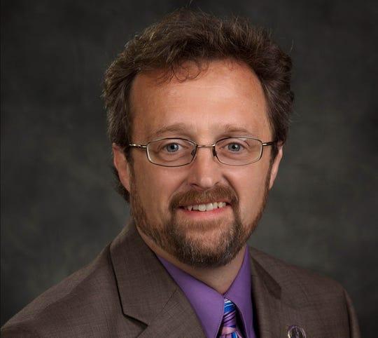 Greg Summers, UW-Stevens Point provost