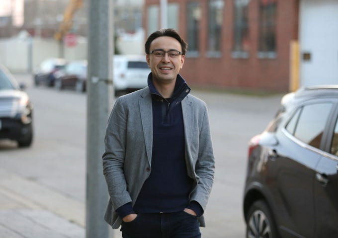 Ken-David Masur, 41, is the Milwaukee Symphony's next music director. He will shepherd the orchestra artistically as it prepares to move into its new concert hall in the fall of 2020.
