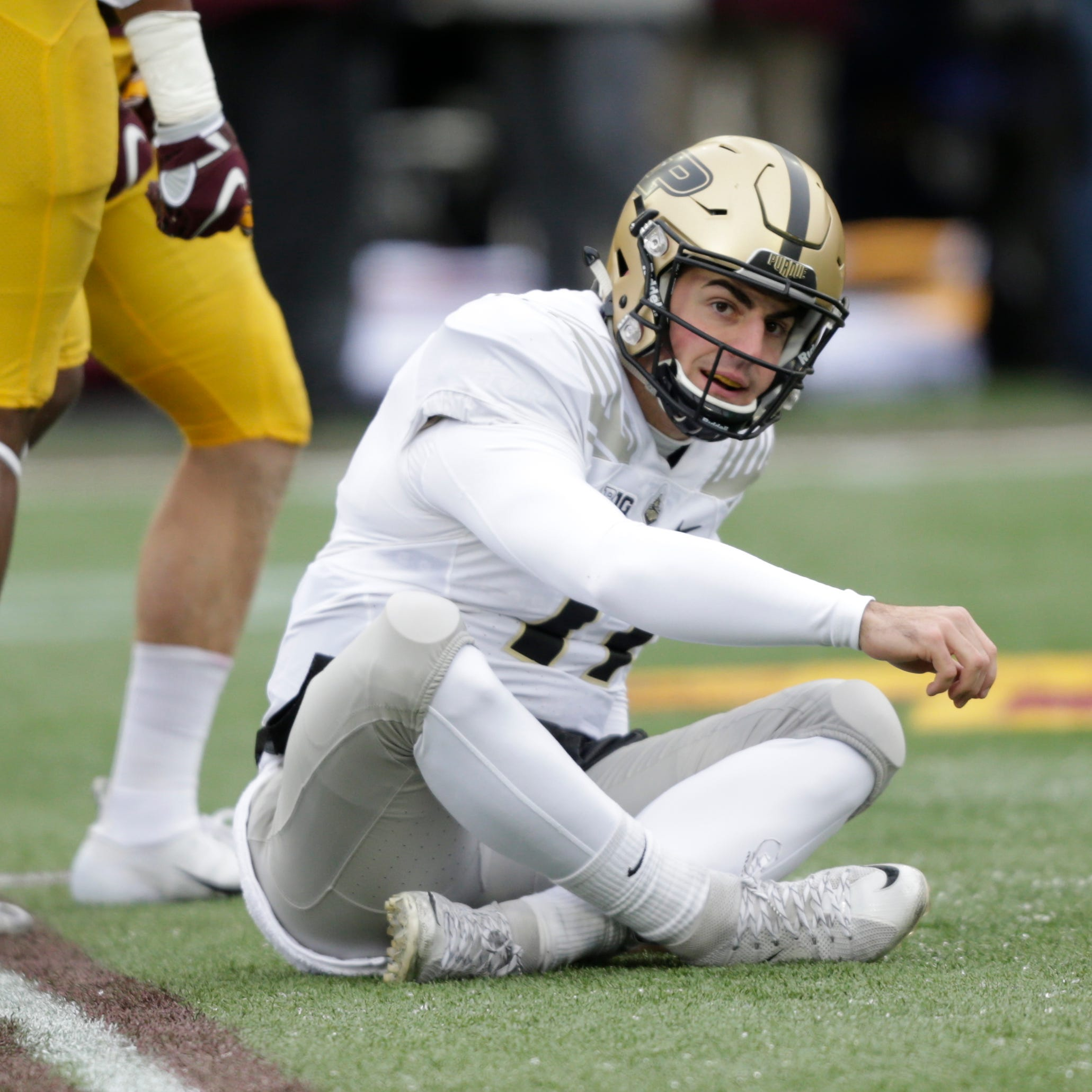 Purdue is angry and dealing with off-field questions entering its matchup with Wisconsin
