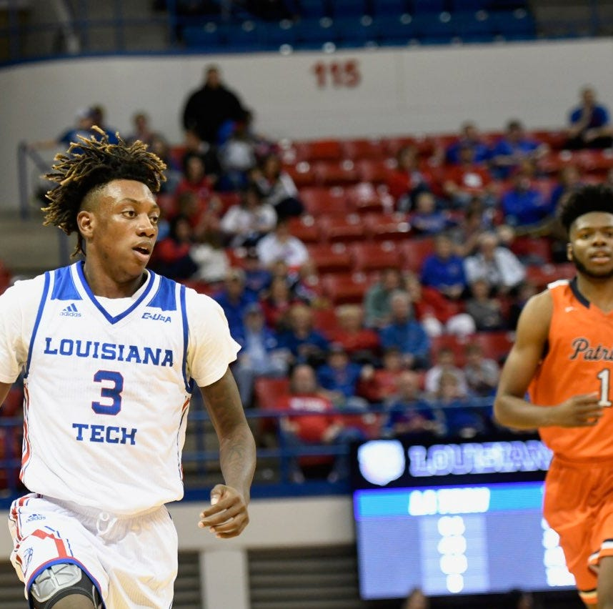 Louisiana Tech holds off Sam Houston State to win home opener