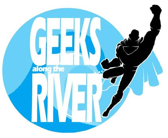 Geeks on the River is Saturday.