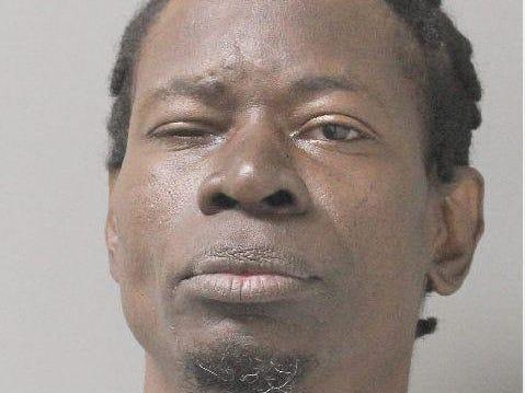 Man accused of peeping in women's restroom at hospital
