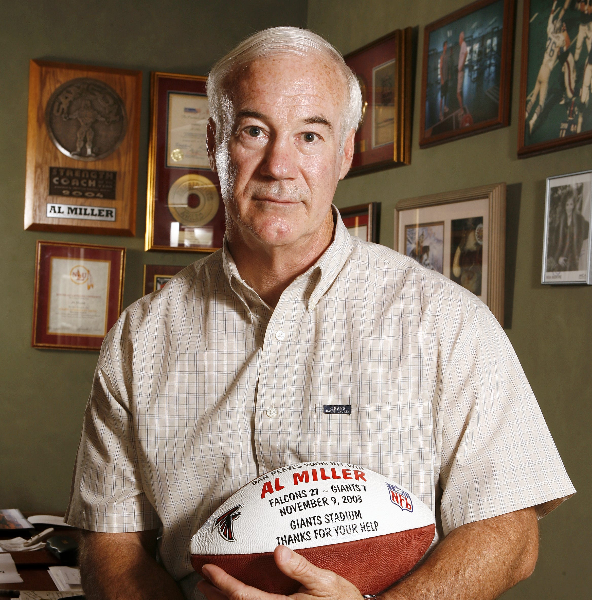 Strength pioneer Al Miller tells the secrets of 'The System' in new book
