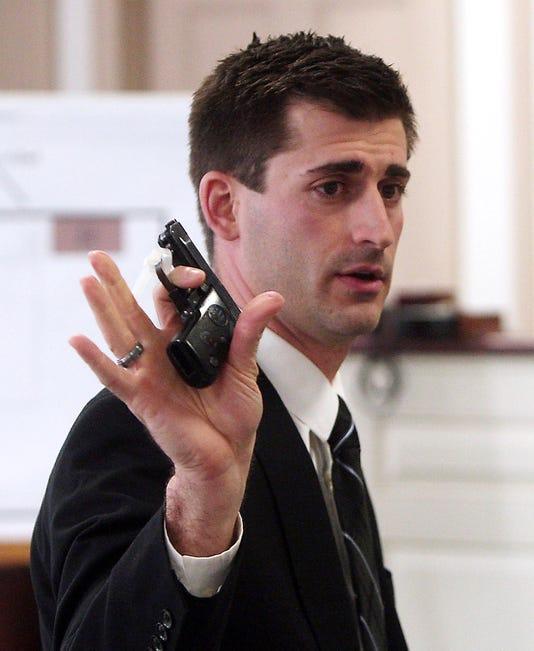 Assistant Prosecutor Matthew Troiano