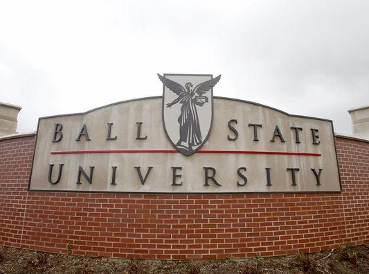 Ball State's Robert Bell building evacuated and shut down after water leak