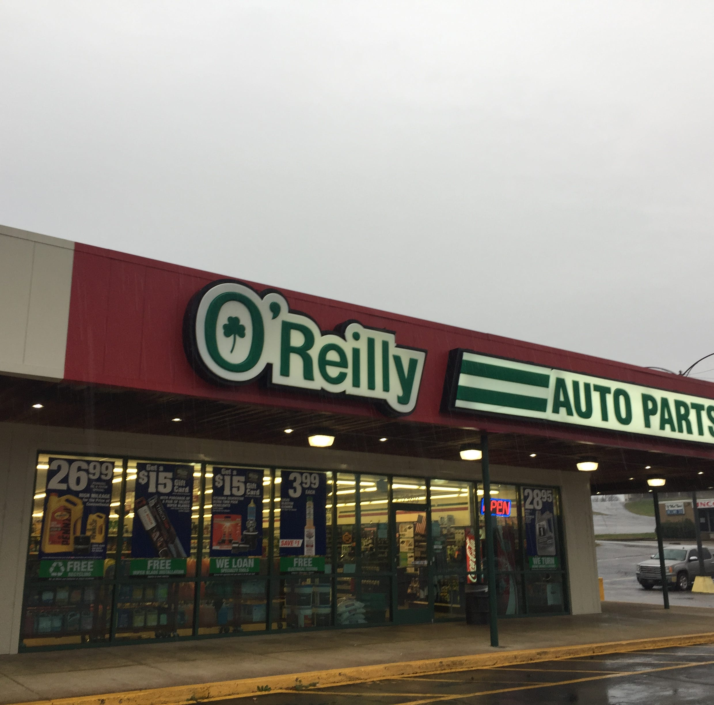 O'Reilly Auto Parts plans to relocate Nashville distribution center to Wilson County