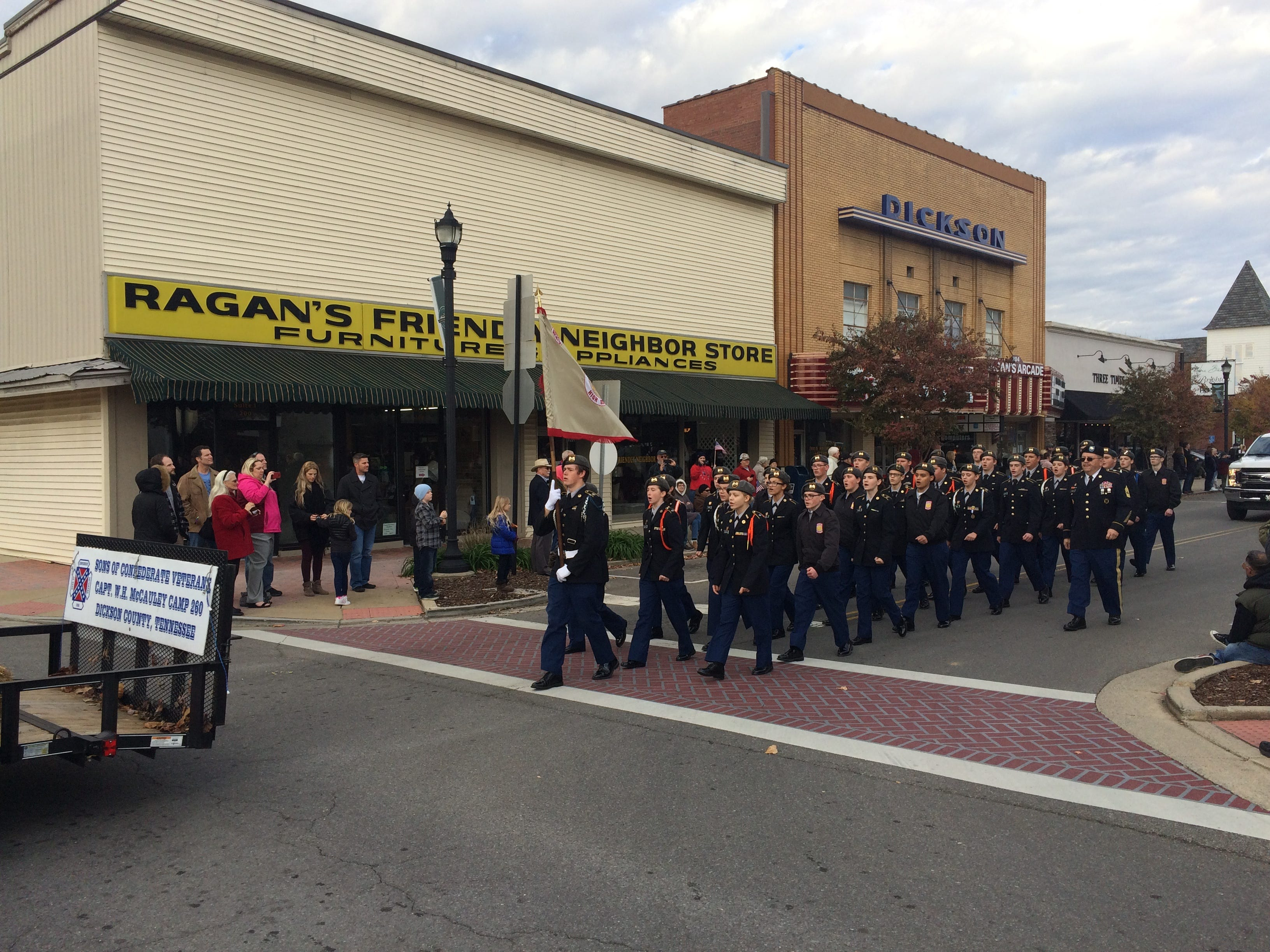 Dickson Veterans Day Parade
