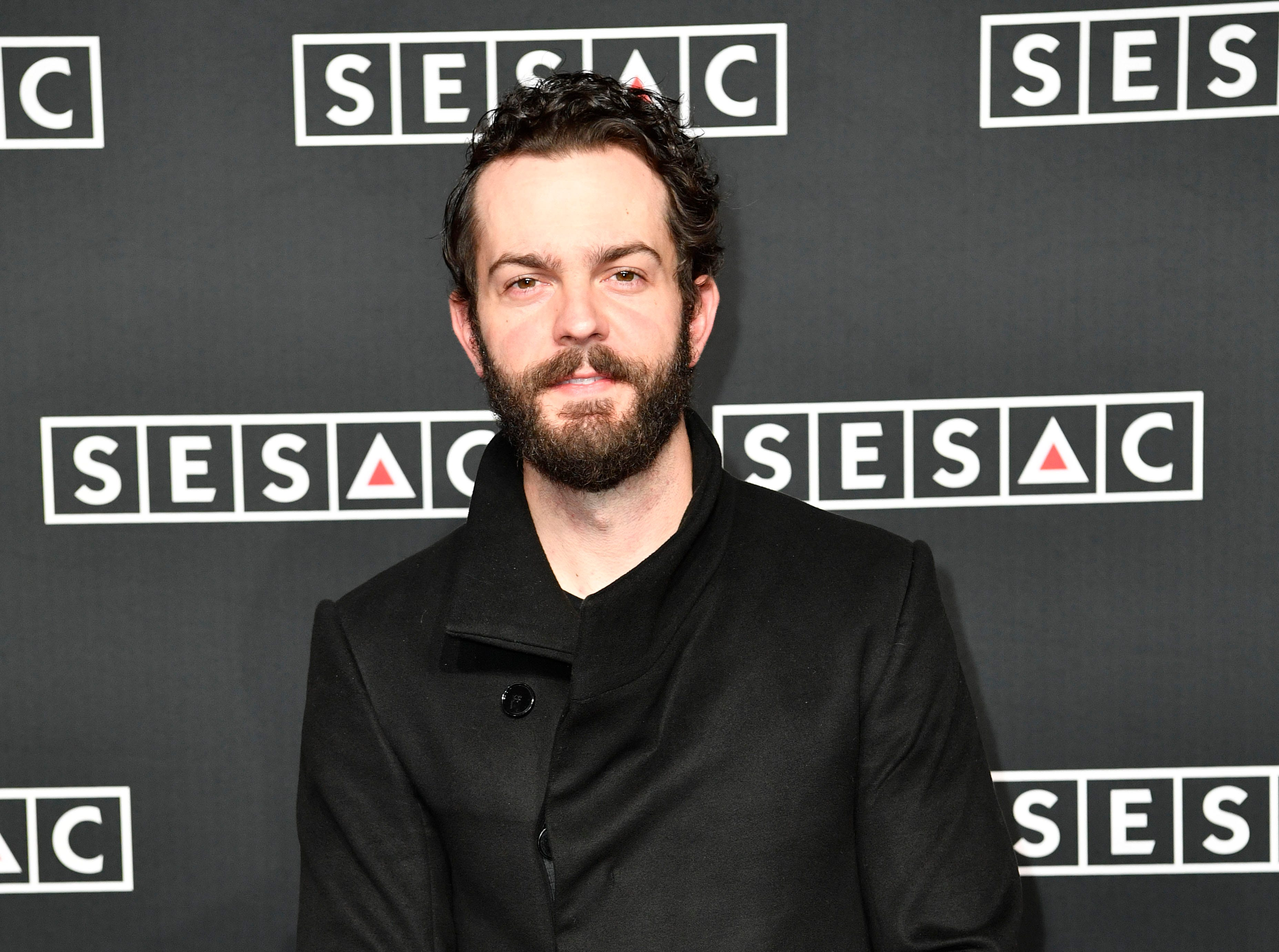 Ryan Kinder on the red carpet at the SESAC Nashville Music Awards at the Country Music Hall of Fame and Museum Sunday Nov. 11, 2018, in Nashville, Tenn.