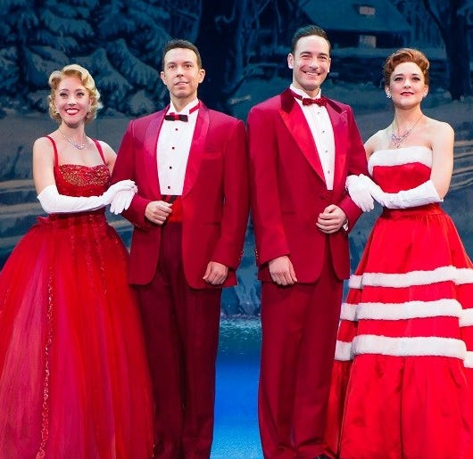 Disney princesses, 'Irving Berlin's White Christmas' and more on tap this weekend in Nashville
