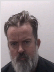 A mug shot from one of Jeffrey Young's prior arrests. Young, a Jackson nurse practitioner, was indicted on drug charges in April.