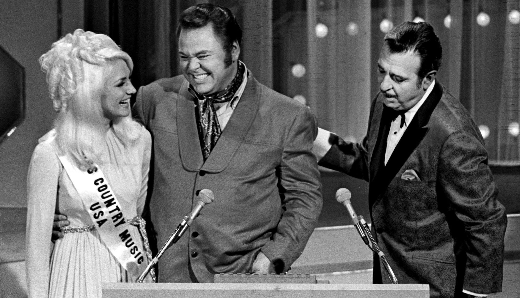 Roy Clark Former Hee Haw Host And Country Music Hall Of Famer