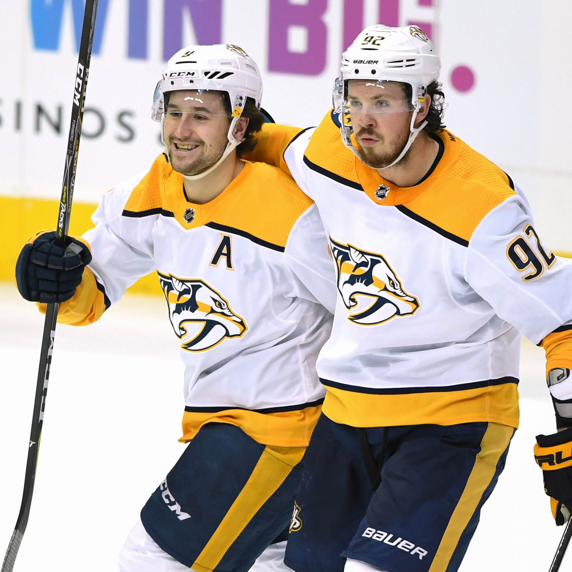 A look at who the Predators might protect in the 2021 expansion draft