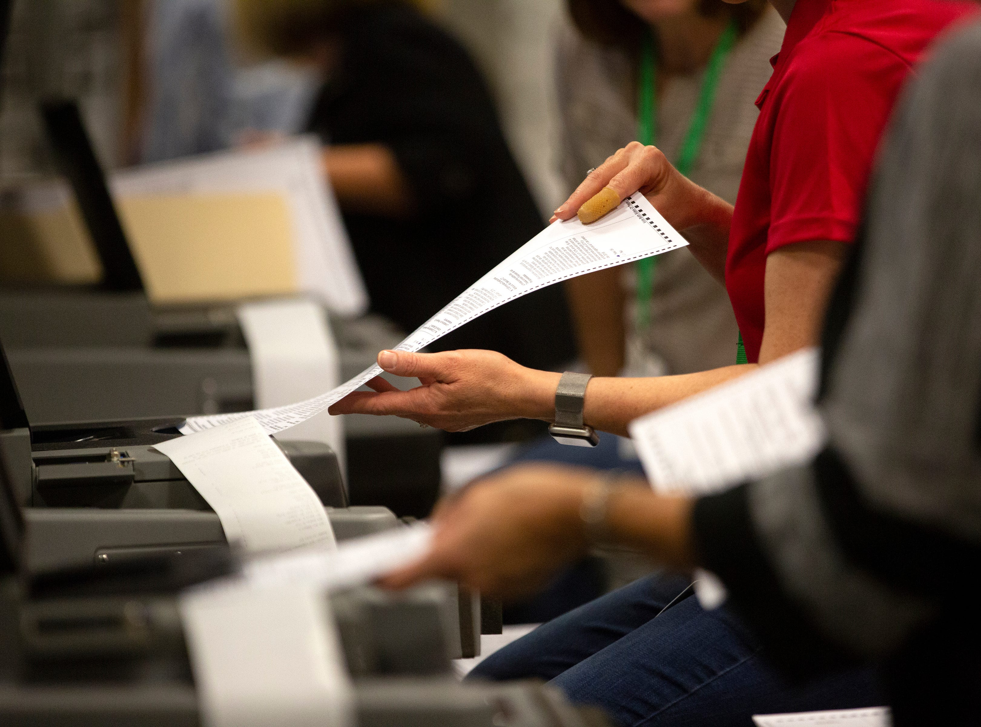 Florida election recounts bring out 'darker angels' as partisans sling unfounded claims