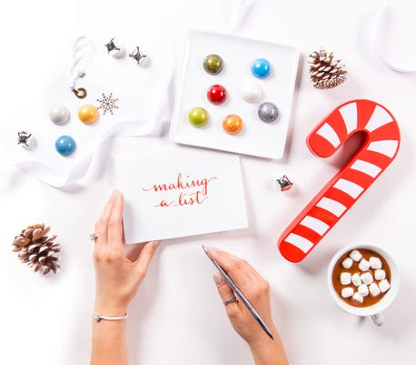 Norman Love Confections 2018 Holiday Collection Making A List