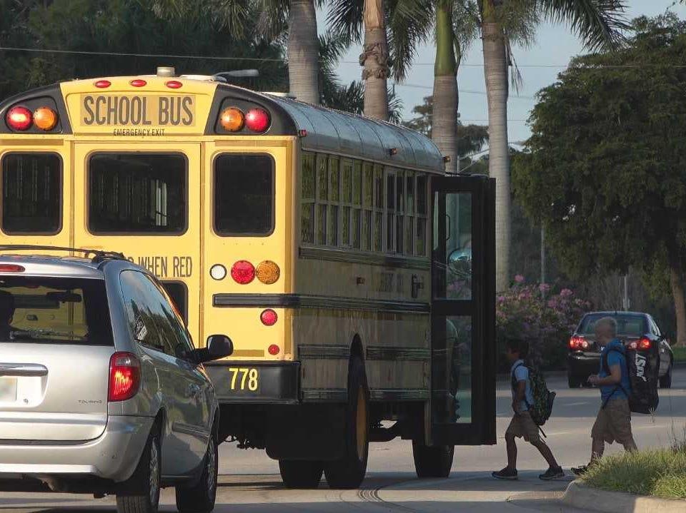 Collier deputies ticket drivers near school buses, after tragedies elsewhere in U.S.