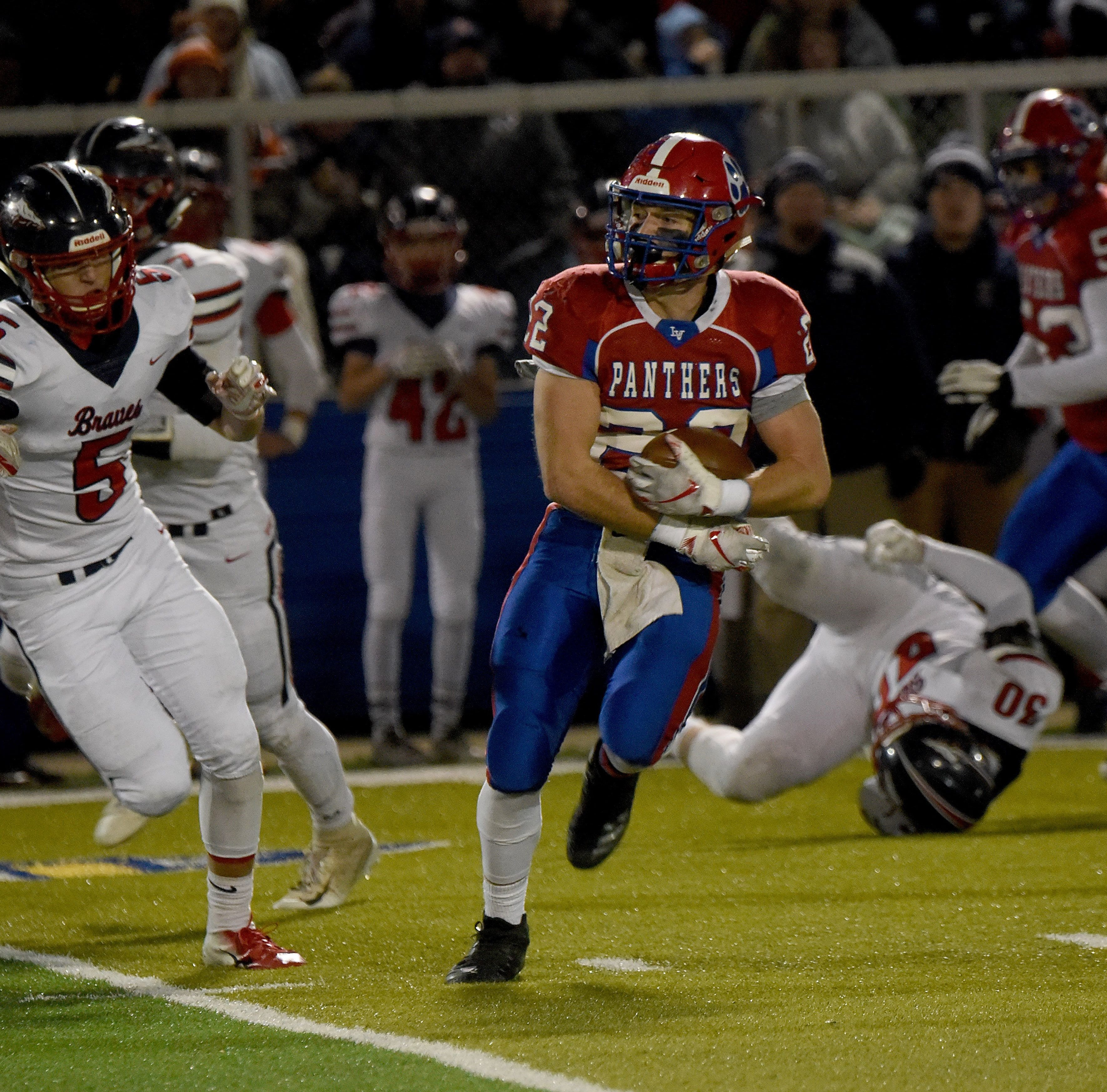 McLaughlin, Licking Valley kick it into a different gear