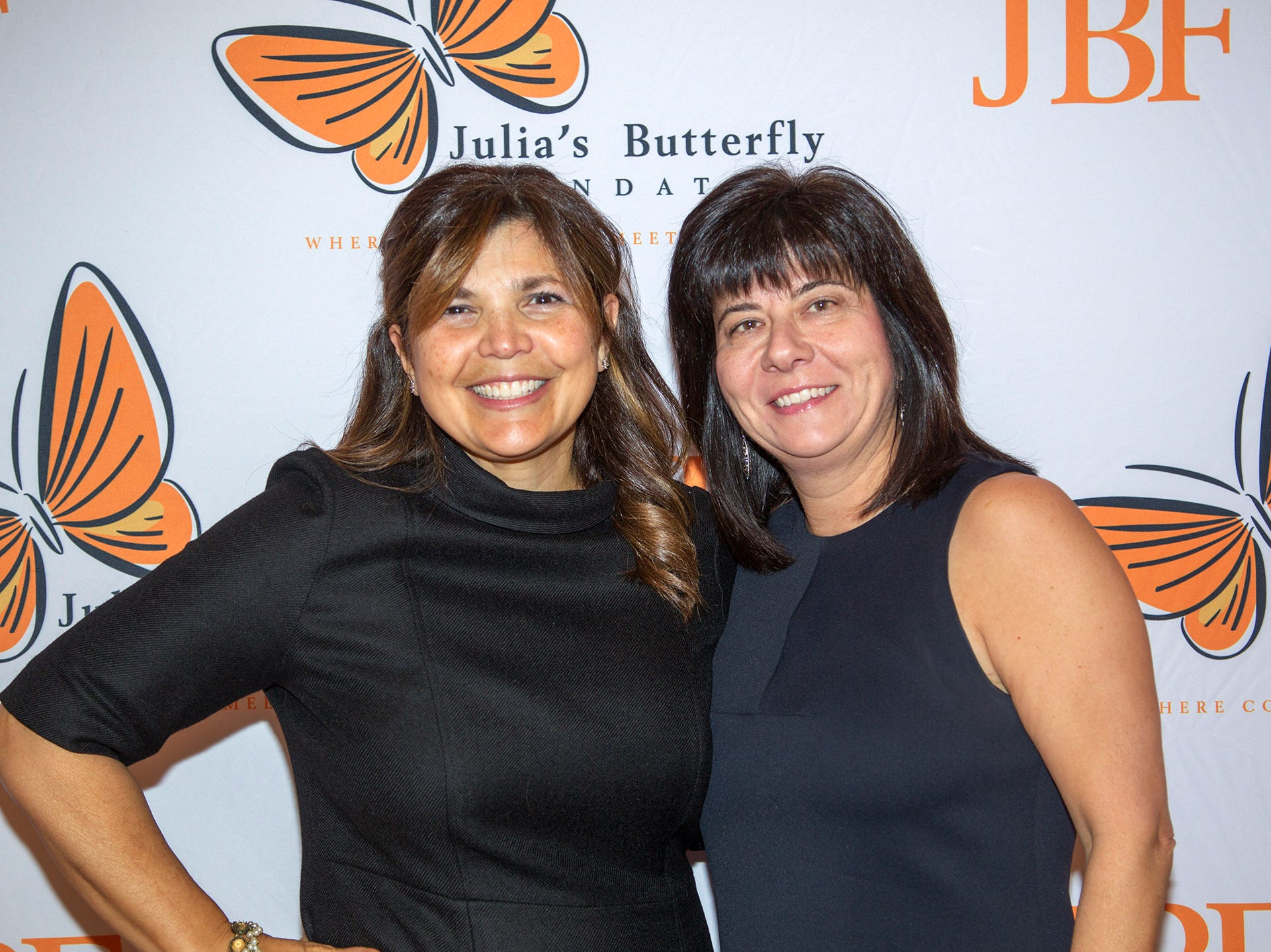 Maria Mudrick, Elizabeth Cultraro. The 13th annual Julia's Butterfly Foundation Ball at Macaluso's in Hawthrorne. Julia's Butterfly Foundation is a volunteer 501 (c) 3 organization whose mission is to provide assistance to families of chronically and terminally ill children to improve their quality of life. 11/11/2018