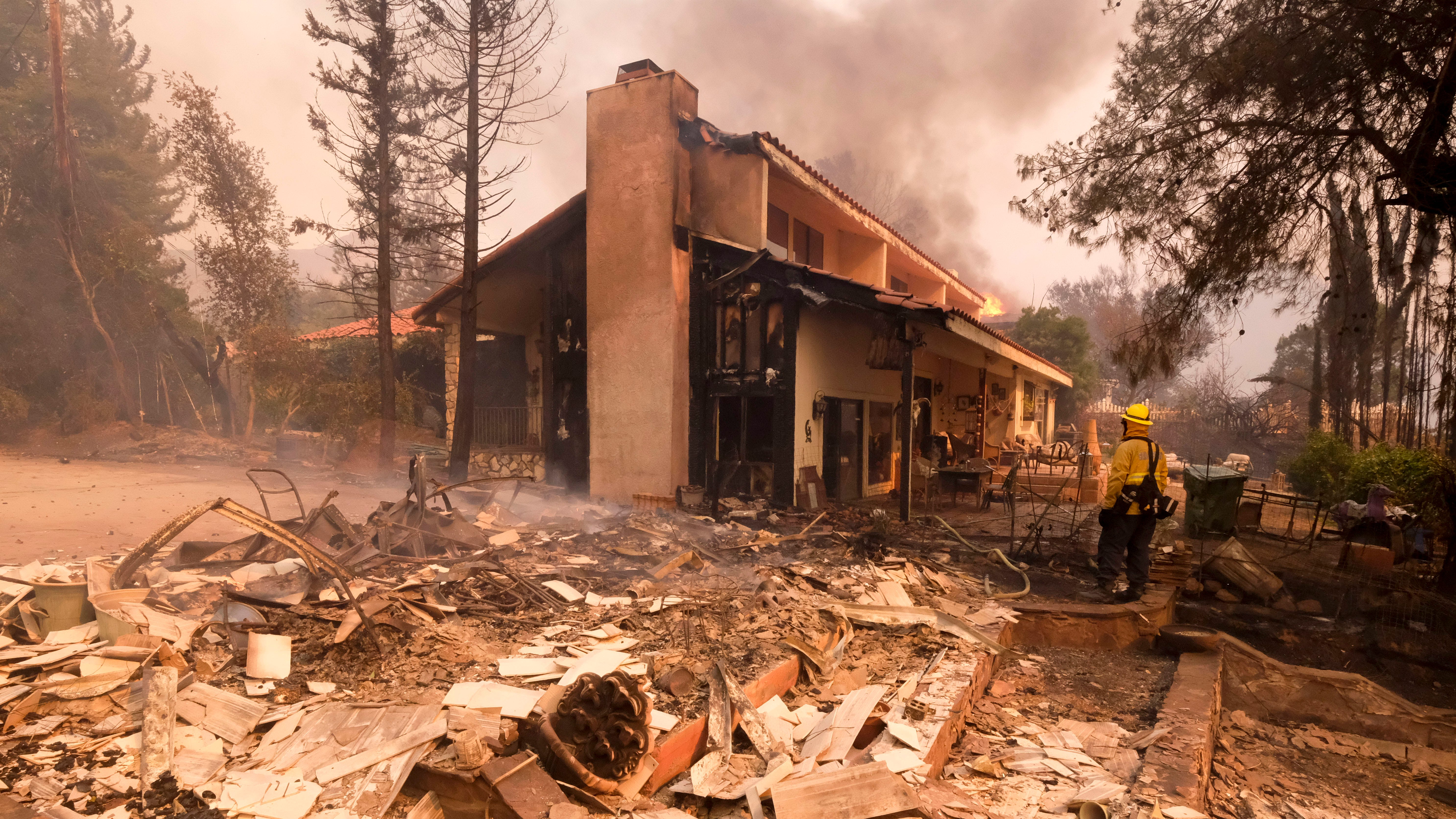 Will the California wildfires impact homeowners insurance in New Jersey?