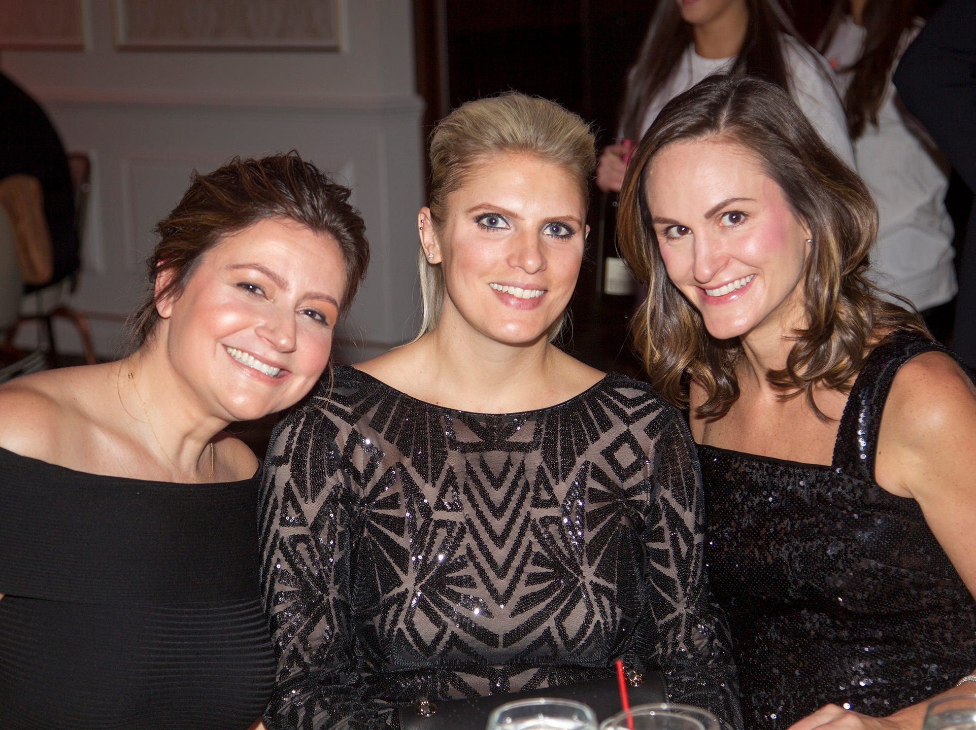 Kayla, Kelly, natalie. The 13th annual Julia's Butterfly Foundation Ball at Macaluso's in Hawthrorne. Julia's Butterfly Foundation is a volunteer 501 (c) 3 organization whose mission is to provide assistance to families of chronically and terminally ill children to improve their quality of life. 11/11/2018