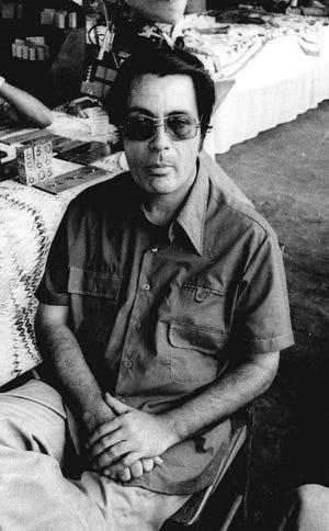 The end of November will mark the 40th anniversary of Jim Jones' (pictured) Jonestown Massacre.