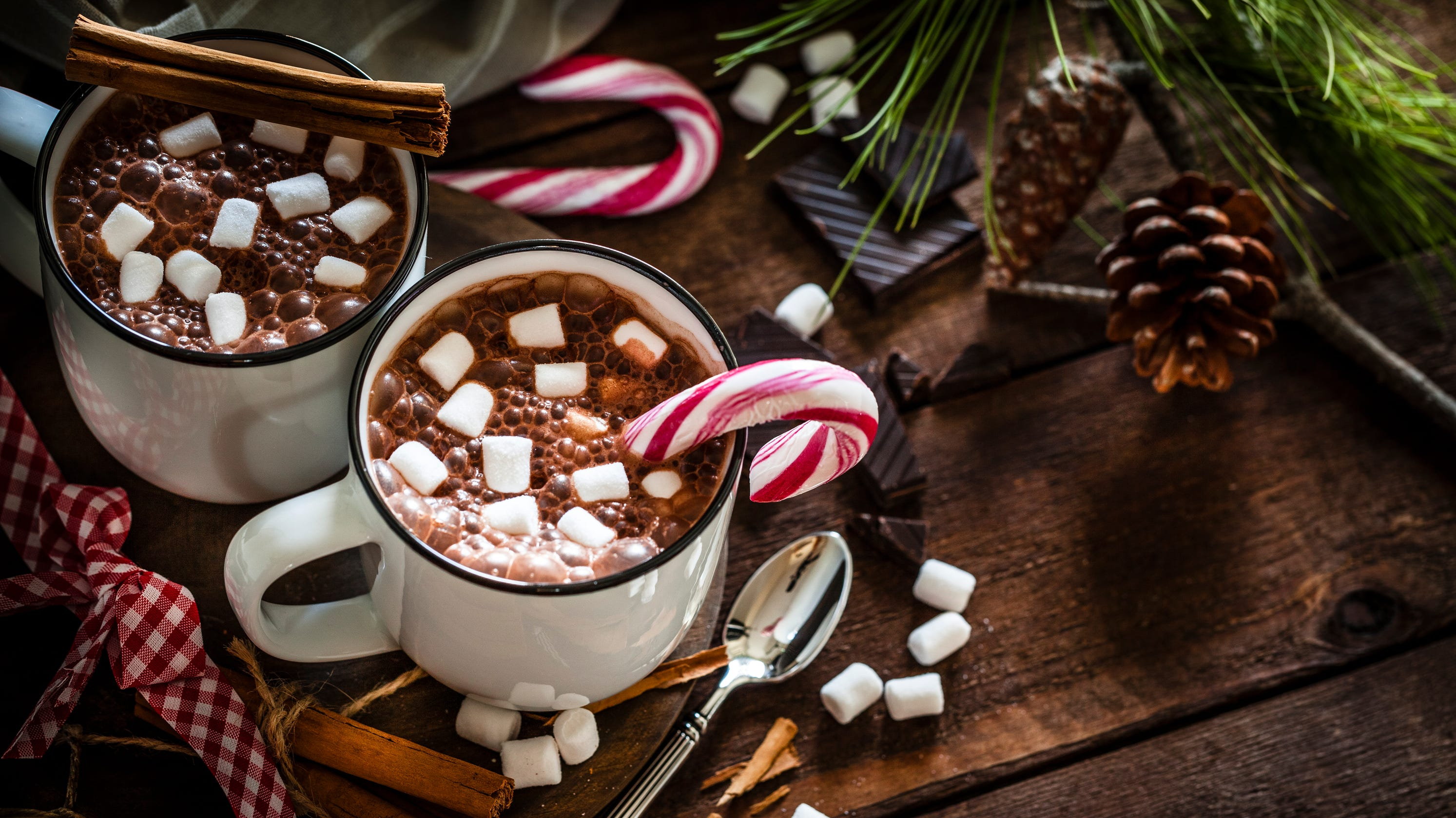 Image result for rustic winter cocoa