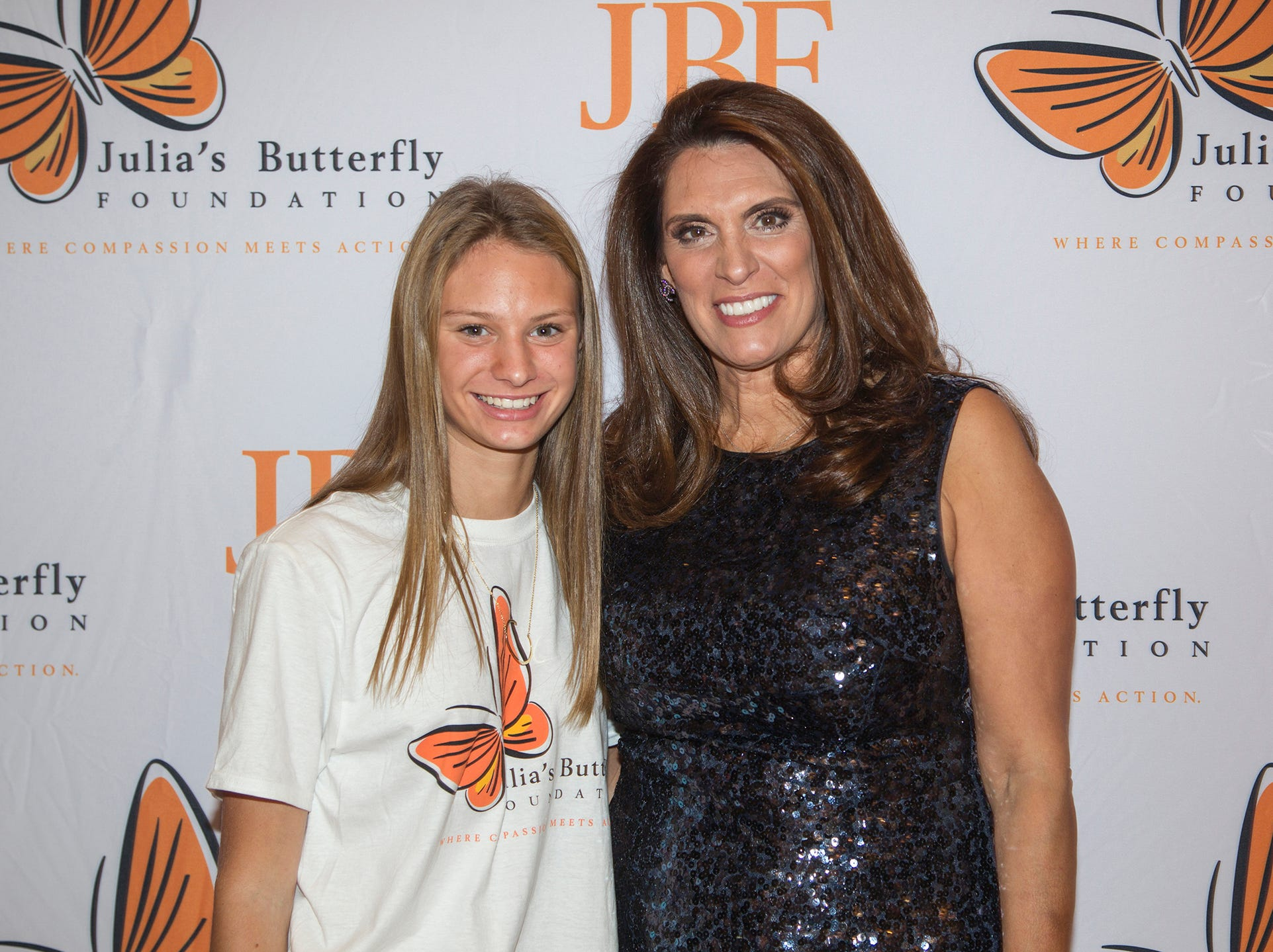 Christine, Christine Callahan. The 13th annual Julia's Butterfly Foundation Ball at Macaluso's in Hawthrorne. Julia's Butterfly Foundation is a volunteer 501 (c) 3 organization whose mission is to provide assistance to families of chronically and terminally ill children to improve their quality of life. 11/11/2018