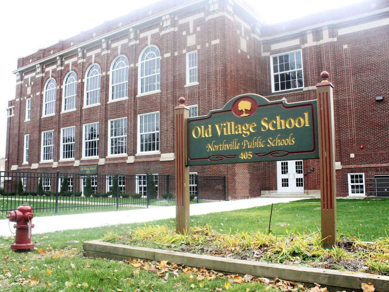 The Old Village School building reopened for business on Oct. 15 after sitting dormant since 2012.