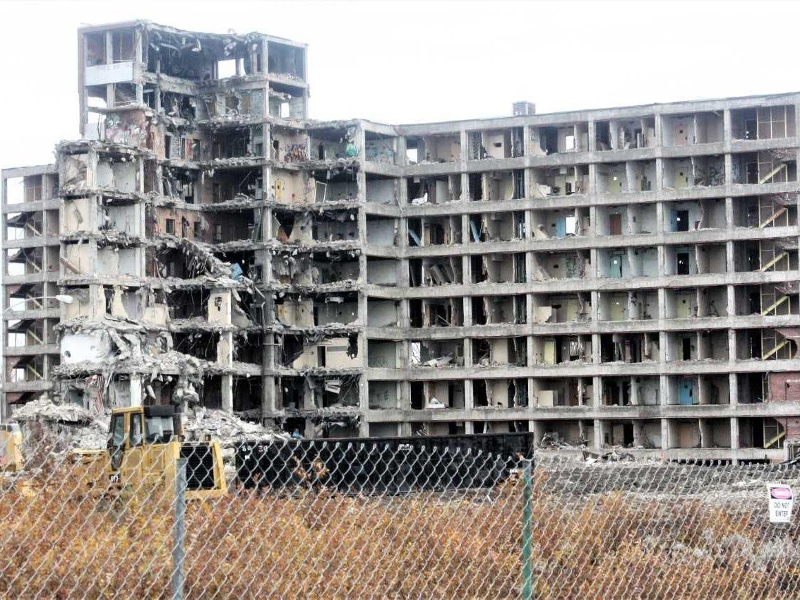 Demolition of former Northville psychiatric hospital delayed to 2019
