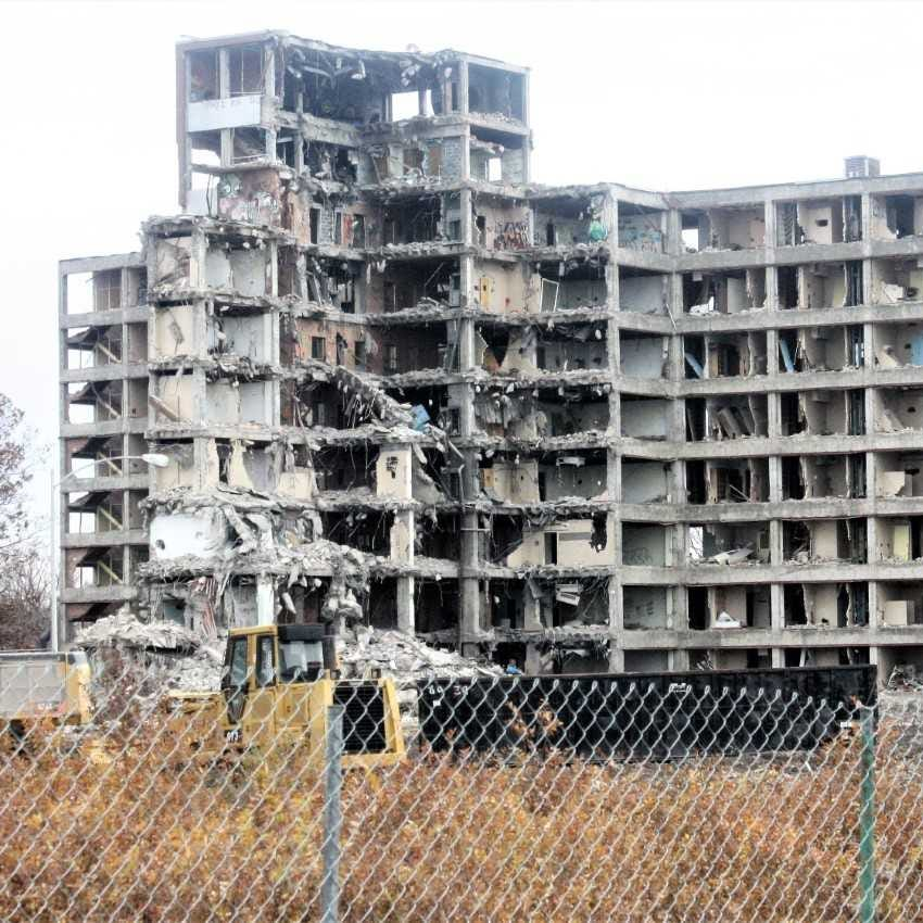 Demolition of former Northville psychiatric hospital delayed to 2019