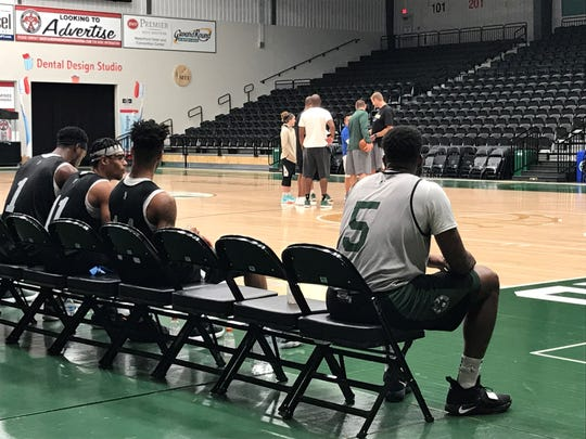 Cinmeon Bowers earned a spot on the Wisconsin Herd roster after attending a local player tryout in Milwaukee in late September.