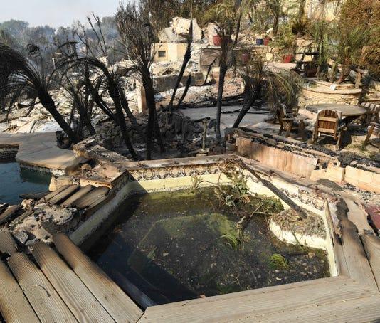 Malibu Fire Mansion