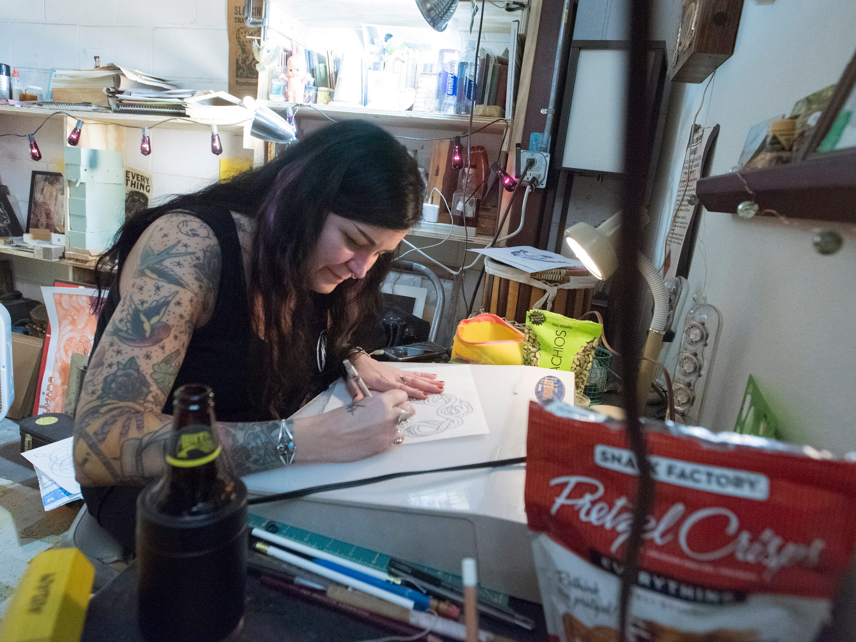 PHOTOS: Bare Hand Collective brings artists together