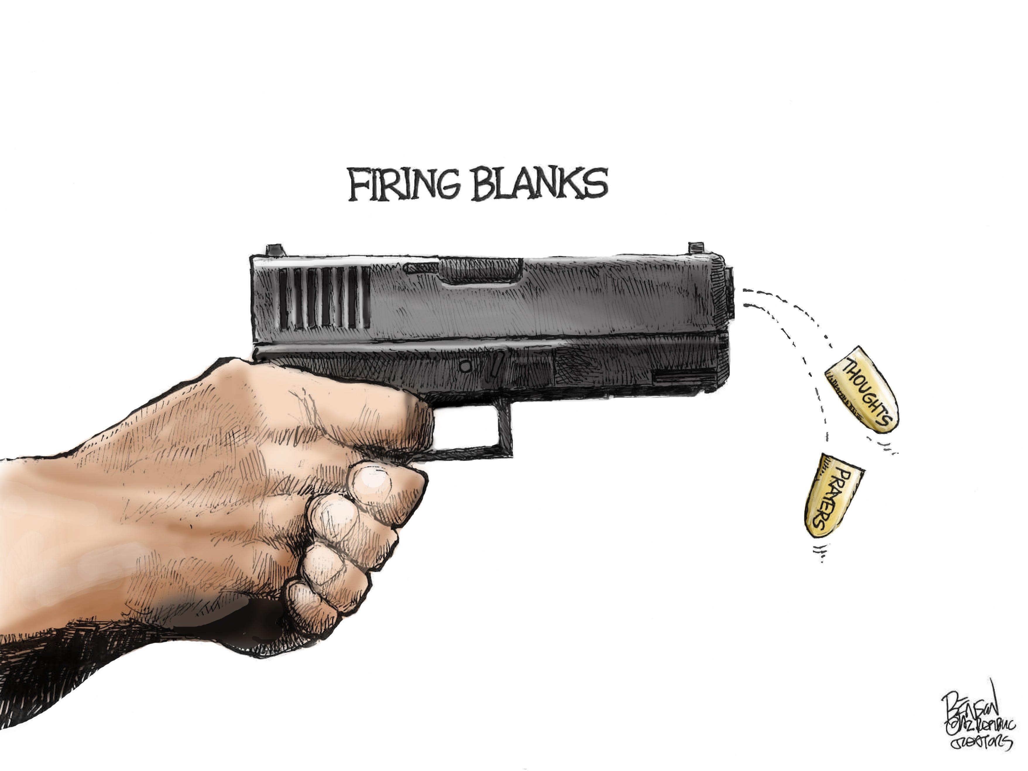 Cartoon for Nov. 12, 2018.