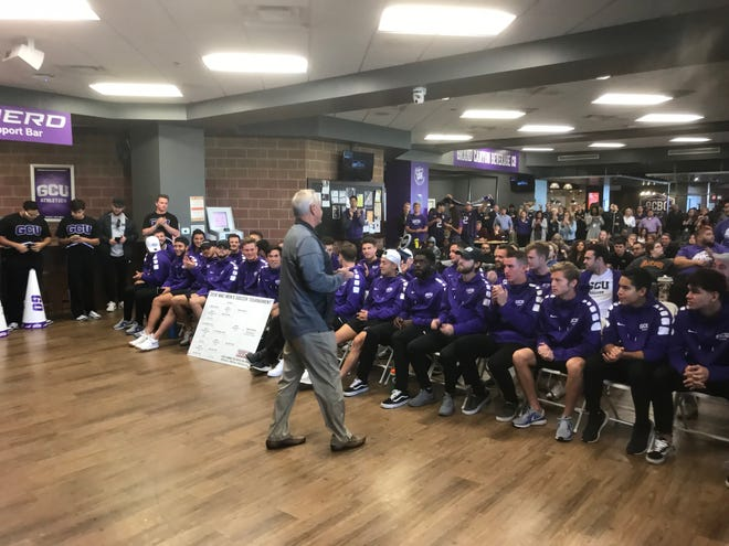 GCU soccer is headed to the NCAA Tournament.